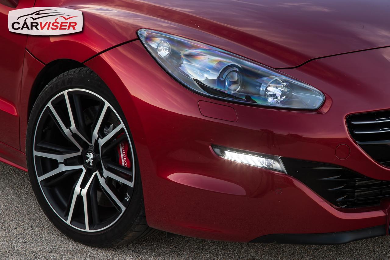 Peugeot RCZ R Test Sürüşü