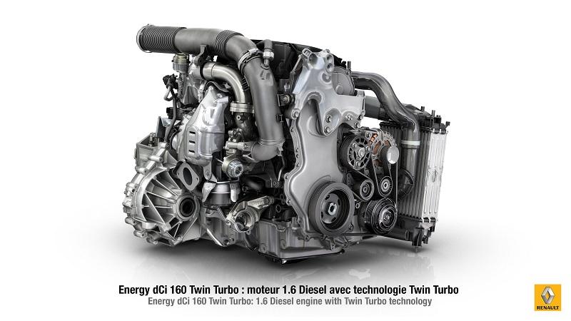 Renault'dan yeni dizel motor