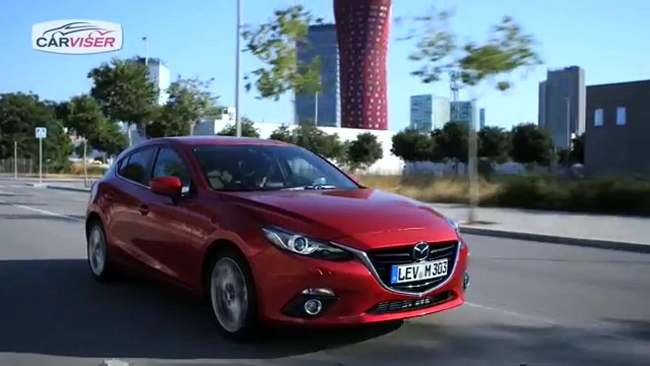 Mazda3 Skyactiv Test Sürüşü