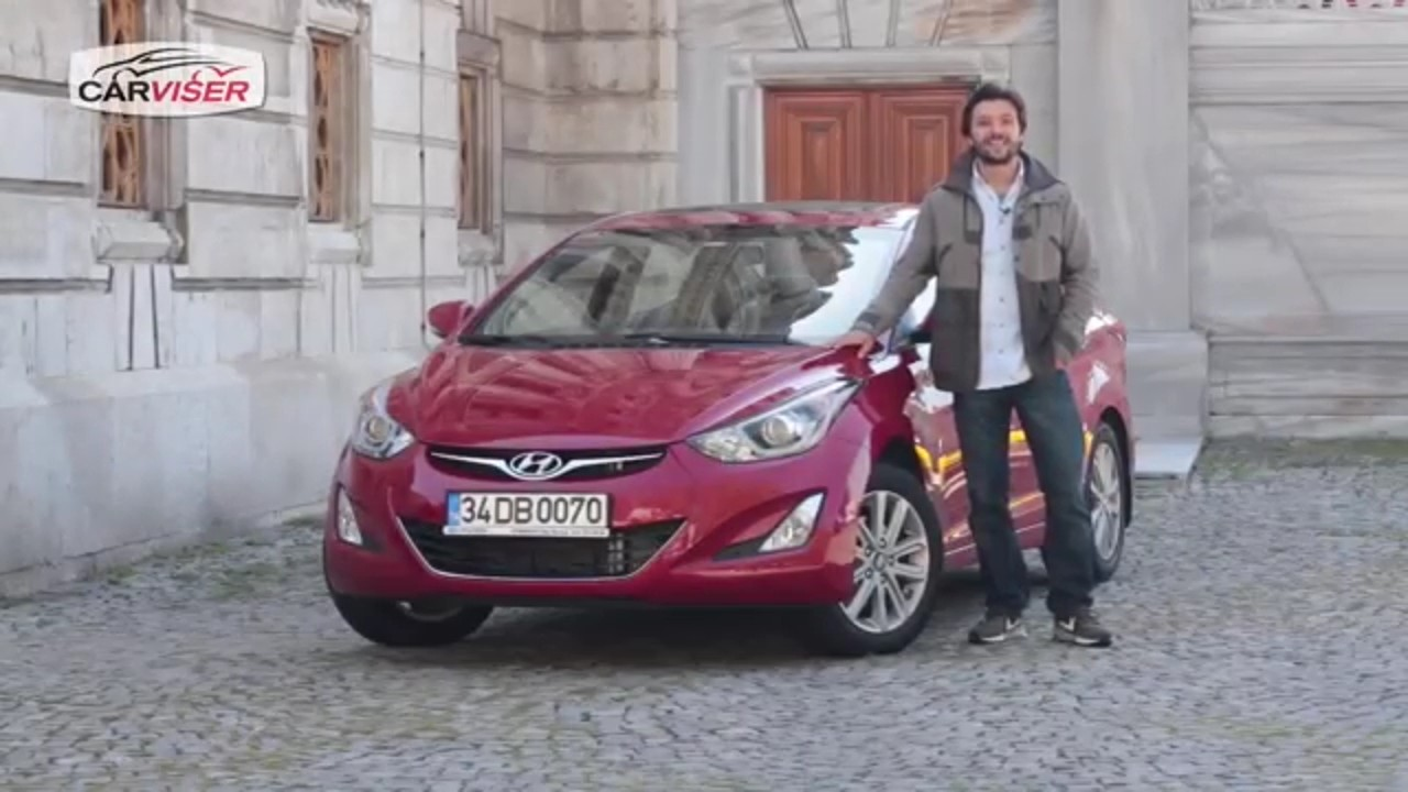 Hyundai Elantra 1.6 Dizel Otomatik Test Sürüşü