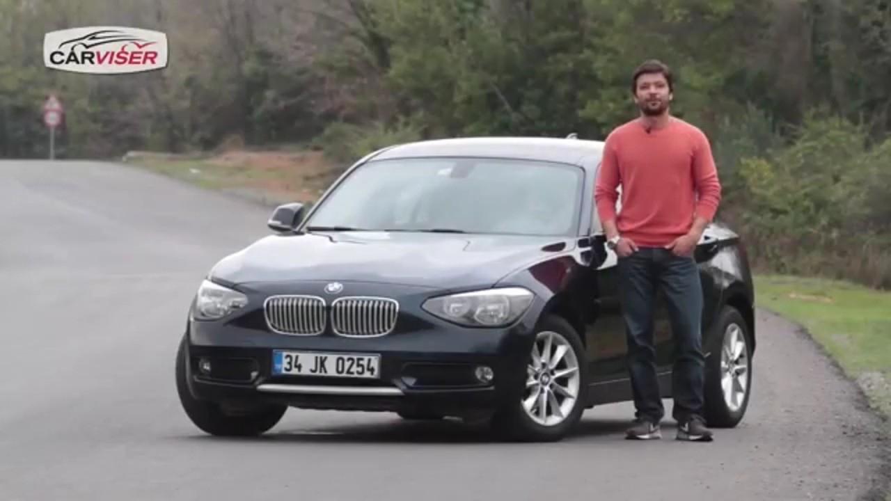 BMW 116i Test Sürüşü