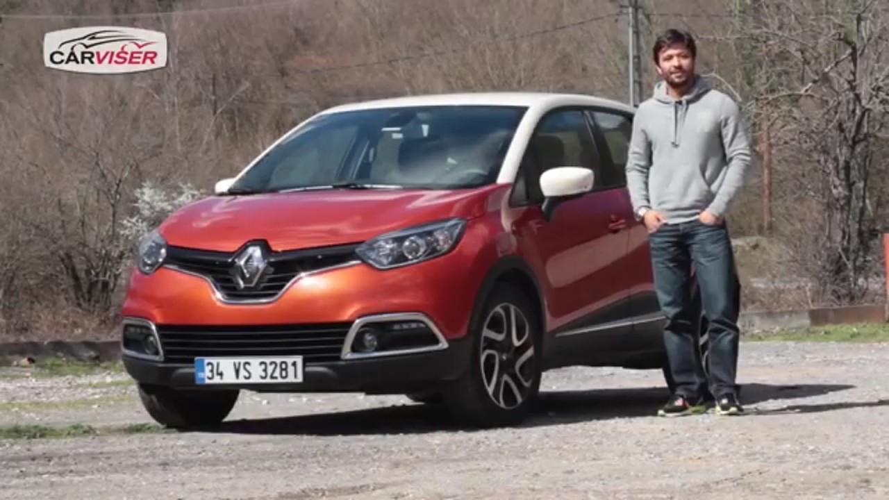 Renault Captur Test Sürüşü