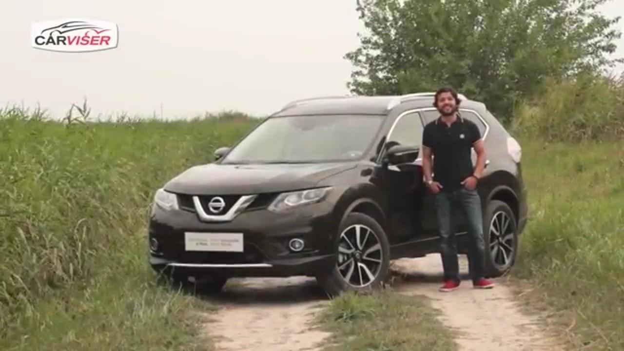 Nissan X-Trail 1.6 dCi X-Tronic Test Sürüşü