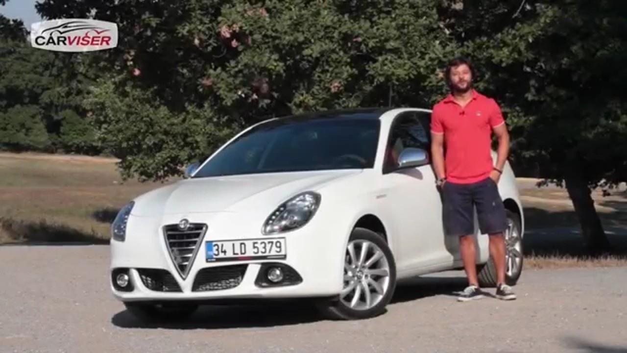 Alfa Romeo Giulietta Test Sürüşü