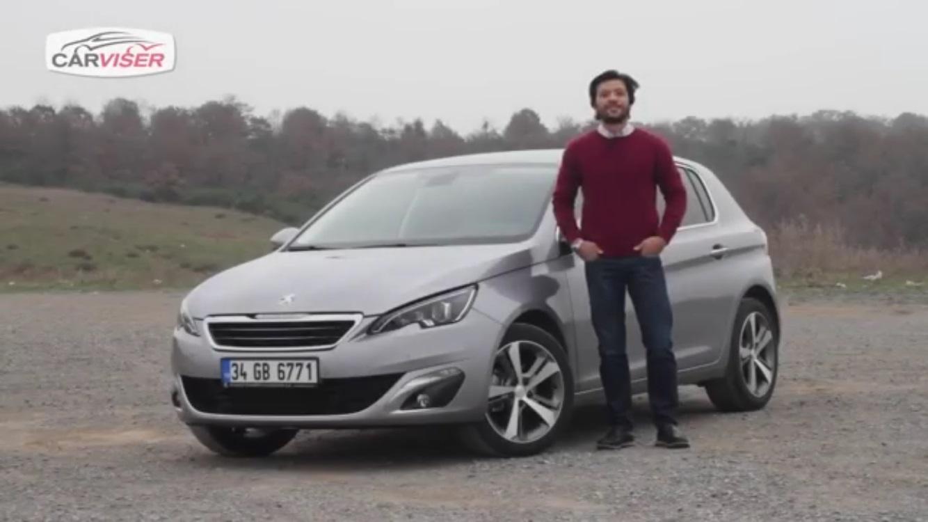 Peugeot 308 1.2 PureTech Test Sürüşü