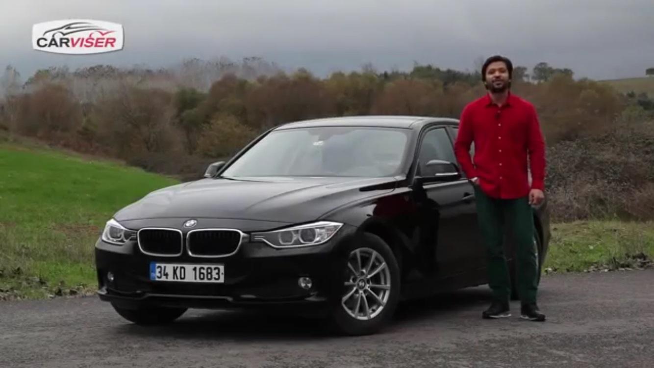 BMW 320i ED Test Sürüşü