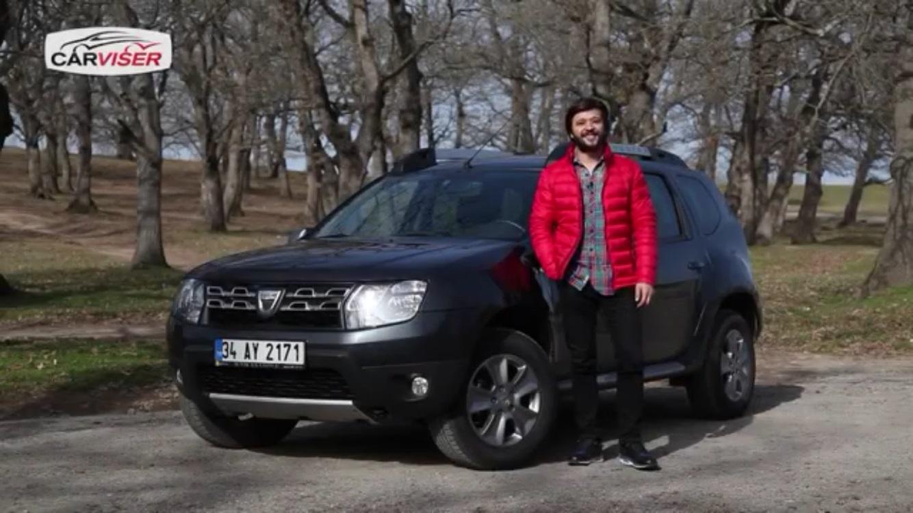 Dacia Duster Test Sürüşü