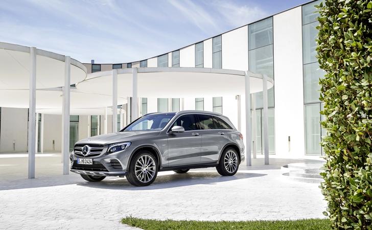 Mercedes GLC Tanıtıldı