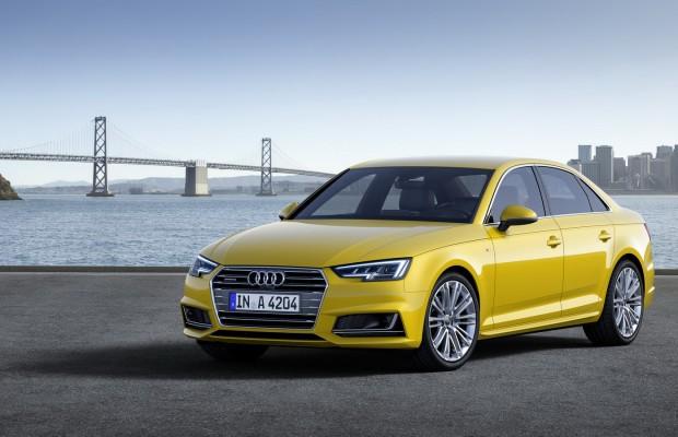 Audi A4 kendini gösterdi