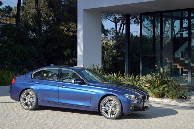BMW 3 Serisi Makyajlandı!