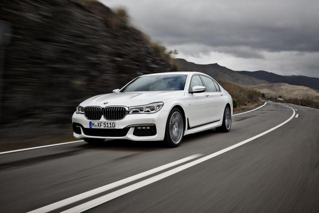 BMW 7 Serisi yenilendi!