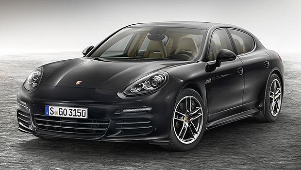 Porsche'ye özel versiyon: Panamera Edition