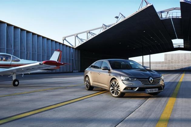 Renault Talisman gün yüzüne çıktı