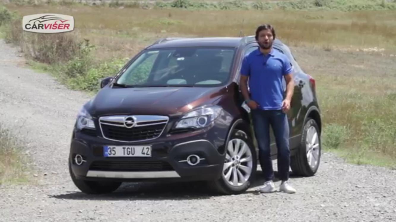 Opel Mokka 1.6 CDTi AT Test Sürüşü