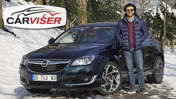 Opel Insignia 1.6 CDTi 136 HP AT Test Sürüşü