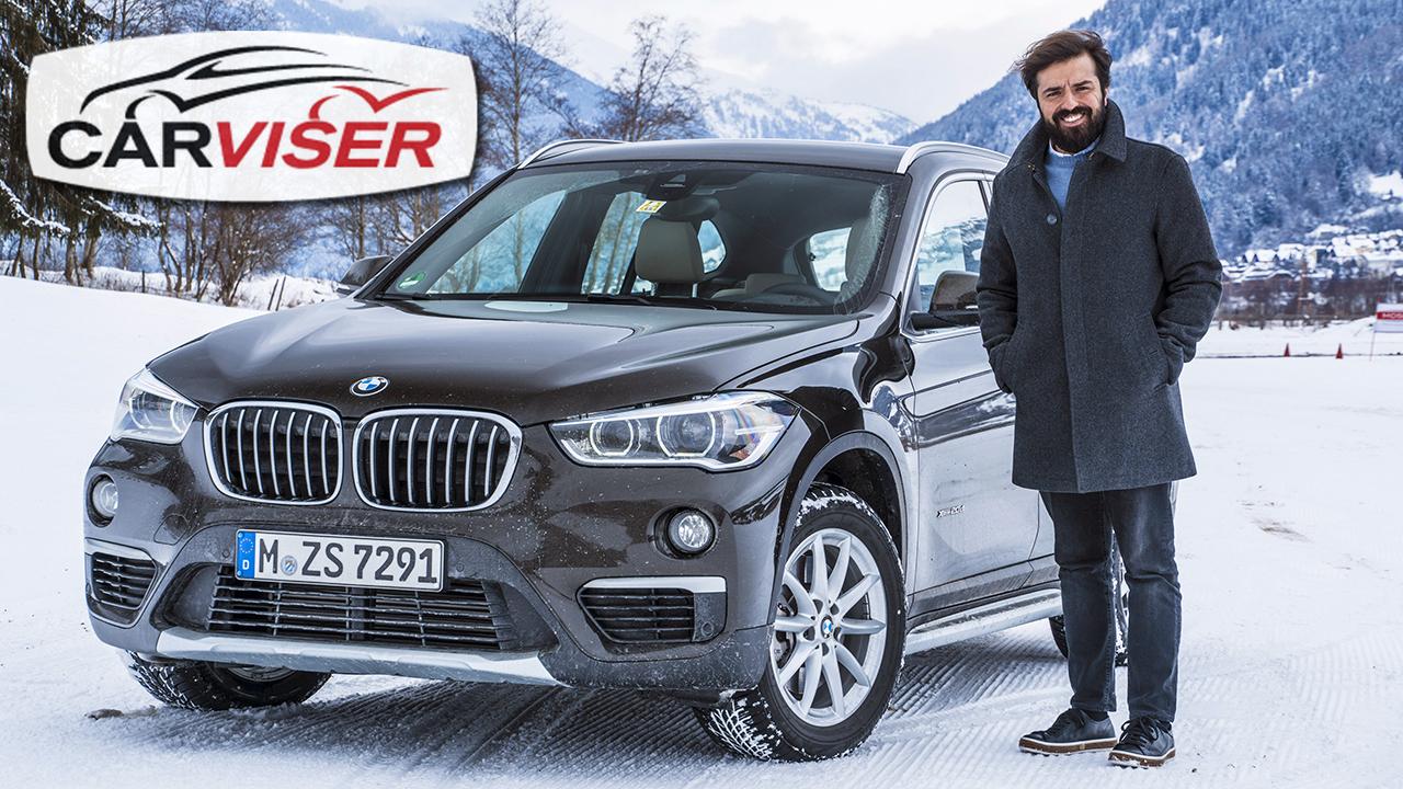 Carviser Vlog #6 – BMW X1 Kış Sürüşü