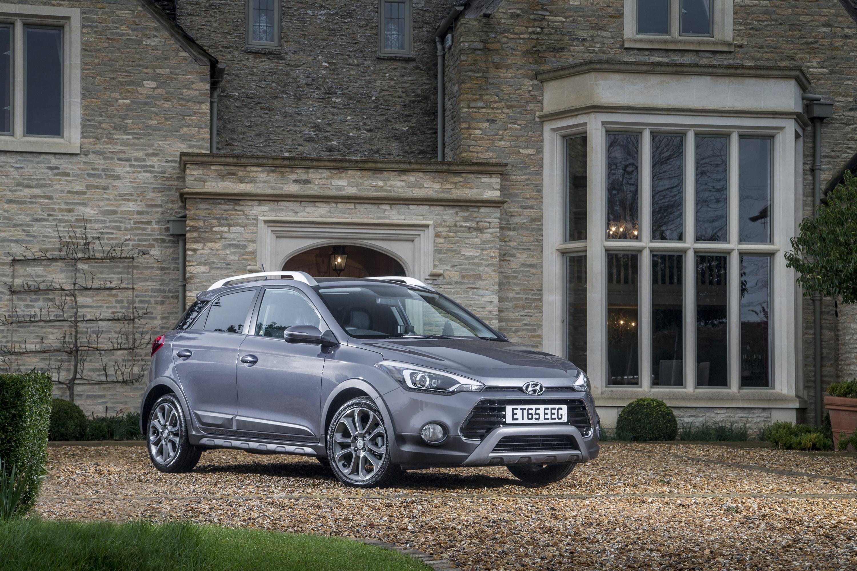Hyundai i20 Active Satışa Sunuldu