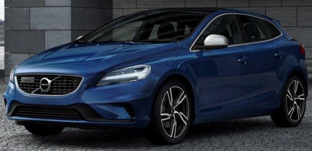 2017 Volvo V40 Ve V40 Cross Country